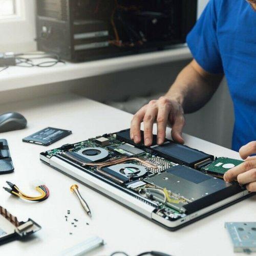 service laptop bucurești